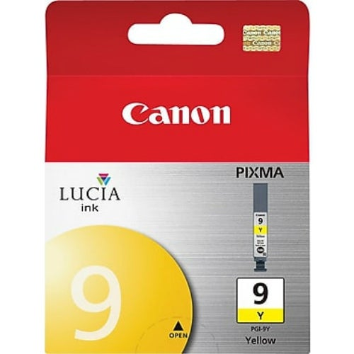 Canon PGI-9Y Ink Cartridge - Yellow PGI-9Y Ink Cartridge - Yellow