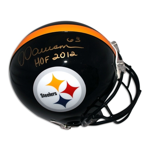 31531081673 Shop Dermontti Dawson Pittsburgh Steelers Autographed Pro Line Helmet  Inscribed