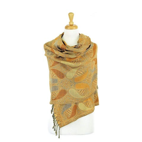89f7d4366c7bb Buy Yellow Scarves Online at Overstock | Our Best Scarves & Wraps Deals