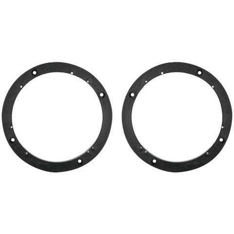 """Metra 82-4400 .5"""" Universal Speaker Spacer Rings For 5.25"""" Speakers"""