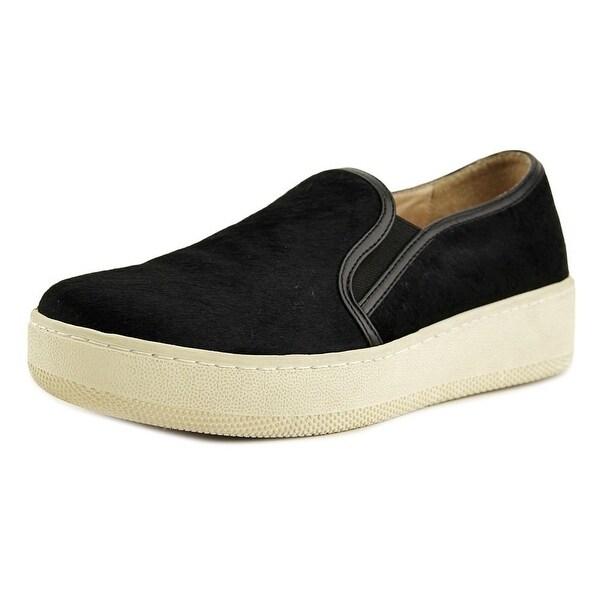 J/Slides Jibbie Women Black Slippers