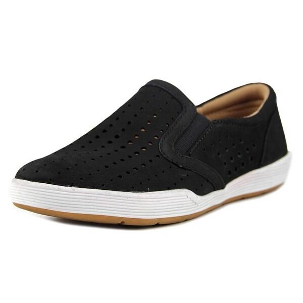 Comfortiva Lyra Black Sneakers Shoes