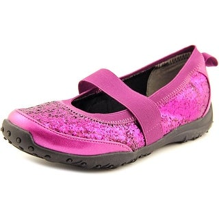 Nina Kids Antonie Round Toe Synthetic Mary Janes