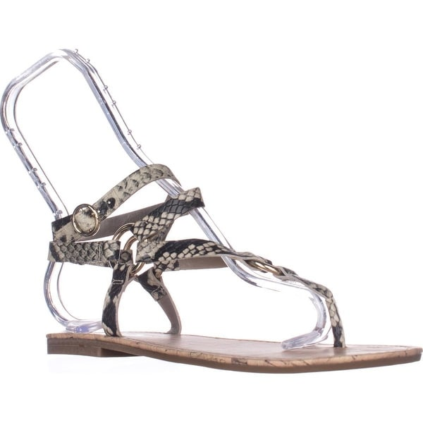 Circus by Sam Edelman Bree Flat Gladiator Sandals, Cashmere