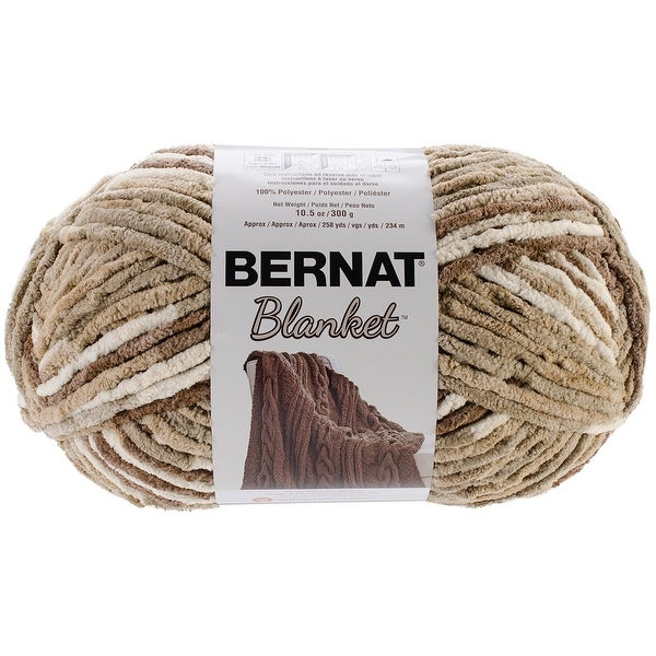 Bernat Blanket Big Ball Yarn-Sonoma