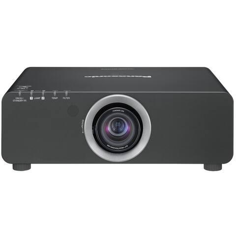 Panasonic PT-DZ680UK DLP Projector - 1080p - HDTV - 16:10 - F/1.7 - 2 - UHM - 280 W - NTSC - Black C