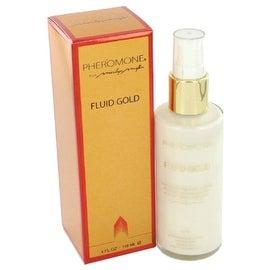 Fluid Gold Lotion 4 oz PHEROMONE by Marilyn Miglin - Women