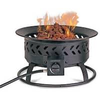 Uniflame GAD16600S LP Gas Portable Outdoor Firebowl