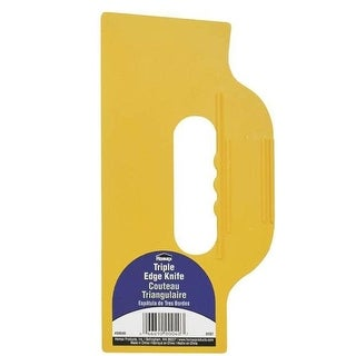 "Homax 40 Drywall Taping Knives, 10"" x 6"" x 4"""