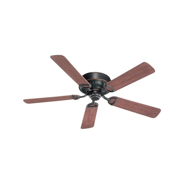 Quorum International Q151525 Indoor Outdoor Ceiling Fan From The Medallion Patio 52 Collection