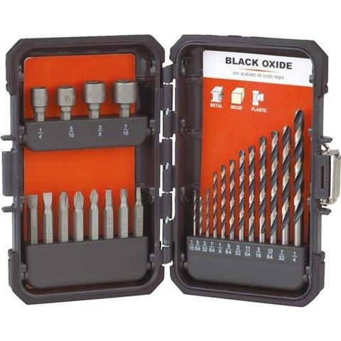 Mibro/GS 24Pc Drill/Drive Bit Set 870881DB Unit: EACH