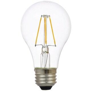 Sylvania 74415 Vintage LED Light Bulb, 6.5 W, 800 Lumens