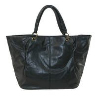 CTM® Women's  Double Handle Tote Handbag - One size