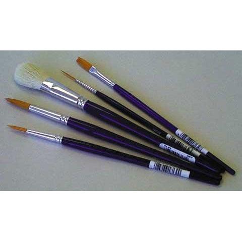 Grumbacher - Academy Watercolor Brush - Stroke - 1/4
