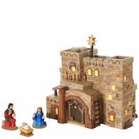 Department 56 4050943 Holy Land Little Town of Bethlehem The Inn at Bethlehem