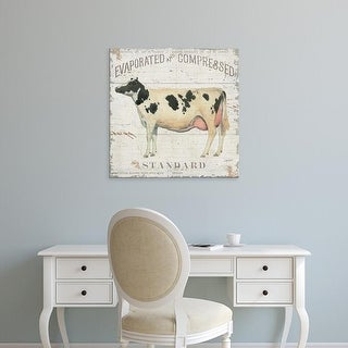 Easy Art Prints James Wiens's 'On the Farm II' Premium Canvas Art
