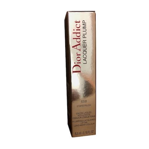 Dior Addict Lacquer Plump 658 Starstruck 0.18 OZ