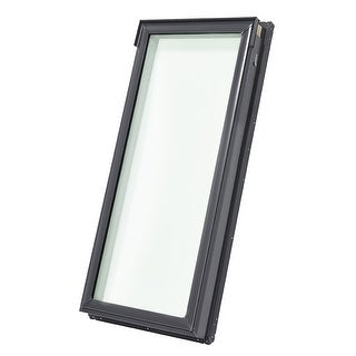 Velux FS A06 2005 15-1/4 Inch x 46-1/4 Inch Tempered Fixed Non-Vented Deck Mount - n/a