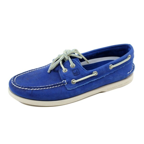 Sperry Men's Authentic Original 2 Eye Navy Blue STS10590