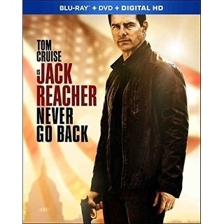 Jack Reacher: Never Go Back [Blu-ray]