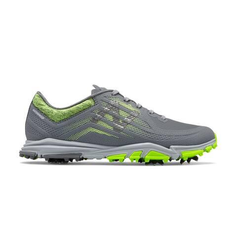 Men's New Balance Minimus Tour Dark Grey Golf Shoes NBG1007DGG-W (WIDE)