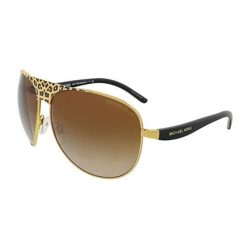 0a5c8aa7aa34 Shop Michael Kors MK1006 SADIE II Wrap Sunglasses - Free Shipping ...