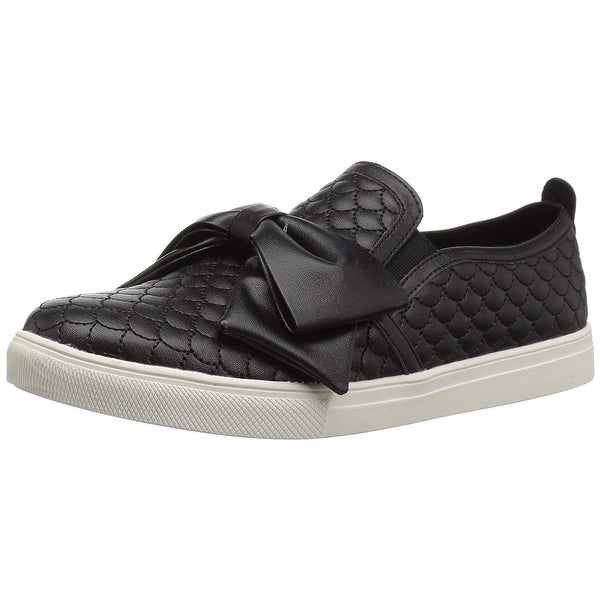 Skechers Womens Moda-Lady Like Low Top Slip On Fashion Sneakers