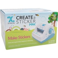 "Xyron 500 Create-A-Sticker Machine-5""X18' Permanent"