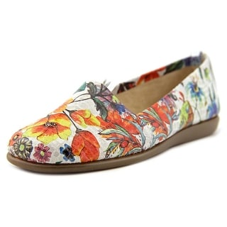 Aerosoles Mr Softee Women W Round Toe Leather Multi Color Flats