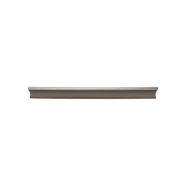 "Top Knobs TK557 Glacier 9-15/16"" Center to Center Rectangular Cabinet Pull from the Mercer Series - N/A"
