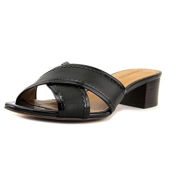 Coach Womens Murielle Open Toe Casual Slide Sandals