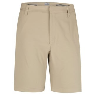 Adidas Men's Puremotion Stretch 3-Stripe Khaki/Khaki Shorts B84295
