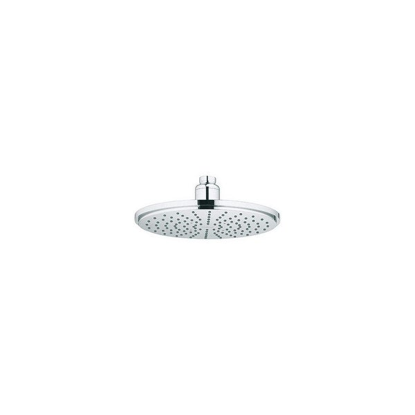 "Grohe 27 814 Rainshower Cosmopolitan 8"" Rain Shower Head with DreamSpray Technology - WaterSense 2.0 GPM"