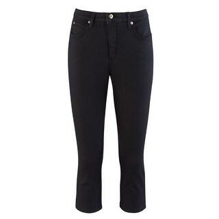 Impulse California Women's Support Capri Jeggings - Control Top Jeans Pants