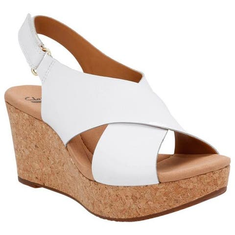 2055a367134f1 Buy Clarks Women's Sandals Online at Overstock | Our Best Women's ...