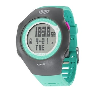 Soleus GPS Turbo Mint Watch