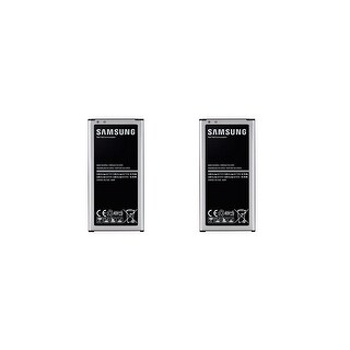 Non-retail Packaging Black Samsung Galaxy S5 BatteryTwo Units
