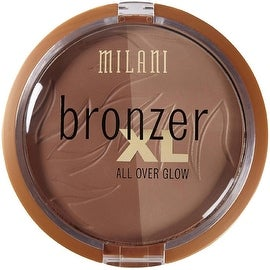 Milani Bronzer XL All Over Glow, Bronze Glow 0.42 oz