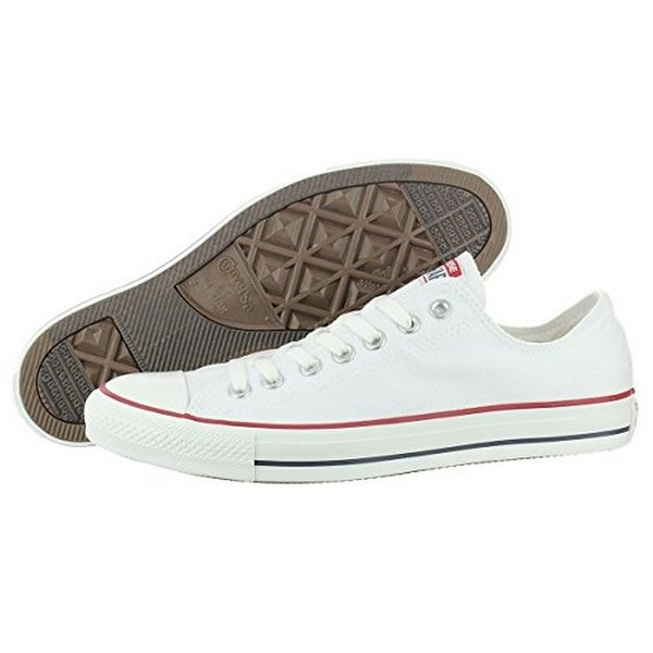 f9a14bd22ad5 Shop Converse New Men Chuck Taylor All Star Low Top Optical White Sneakers  Size 13 - 15 B(M) US Women   13 D(M) US Men - Free Shipping Today -  Overstock - ...