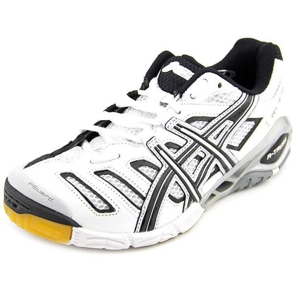 Asics Gel-Sensei 4 Women Round Toe Synthetic White Sneakers