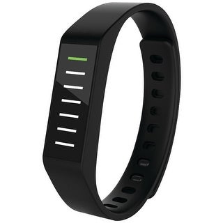 STRIIV STRV01-003-0A Fitness Wristband (Black) - Black