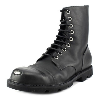 Diesel Steel Steel Toe Leather Work Boot