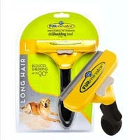 Furminator deShedding Tool for Dogs- Large Size