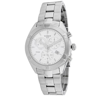 Tissot Men's Silver Dial Watch - T1019171103100 - One Size