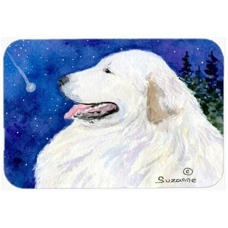 Carolines Treasures SS8774CMT 20 x 30 in. Great Pyrenees Kitchen Or Bath Mat