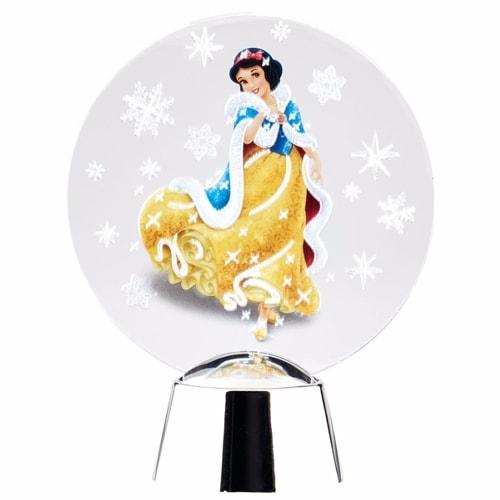 "Department 56 Disney Classic Brands Snow White Hollidazzler Figurine, 4.25"""