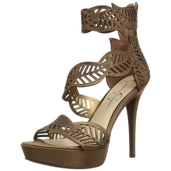 3b2f6fc53b5 Shop Jessica Simpson Women s Bonilynn Heeled Sandal - Free Shipping ...