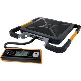 Dymo - S400 Scale, 400Lb Digital Shipping Scale, Usb Connectivity