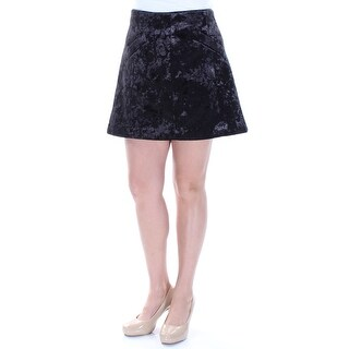Womens Black Casual Skirt Size 10