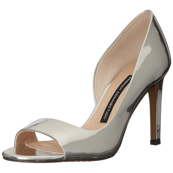 French Connection Womens Lieve Open Toe D-orsay Pumps